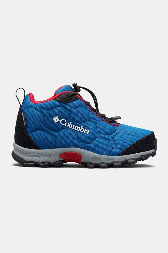 Columbia Firecamp Mid 2 Waterproof Shoe Royal/ Rocket