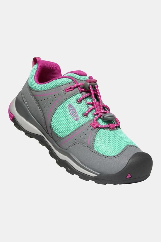Keen Youth Terradora II Sport Shoe Steel Grey/Very Berry