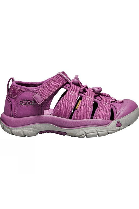 Keen Children's Newport H2 Sandal 2018 Grape Kiss
