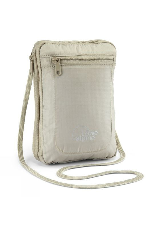Lowe Alpine Passport Wallet Beige