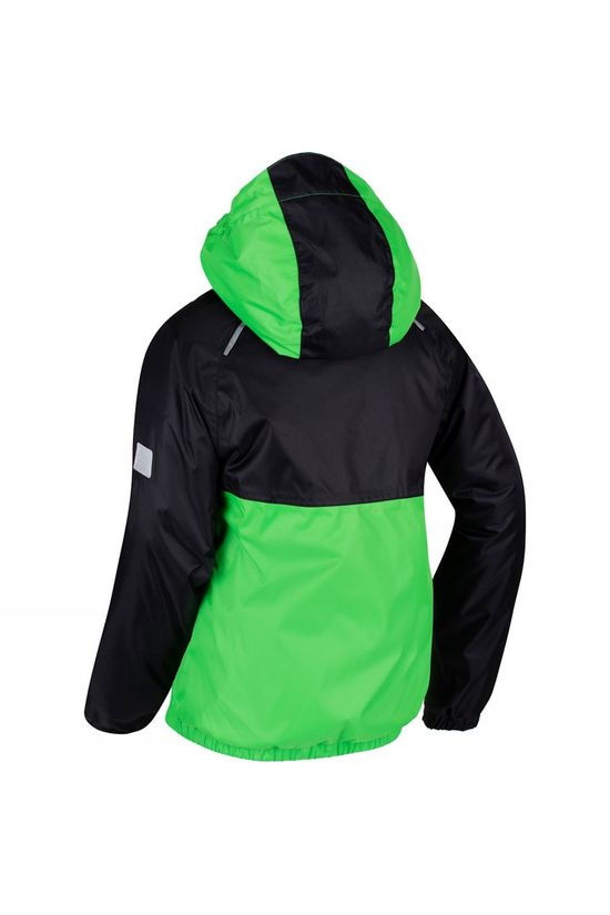 Regatta Kids Urbanyte Jacket Fairway Green/Black