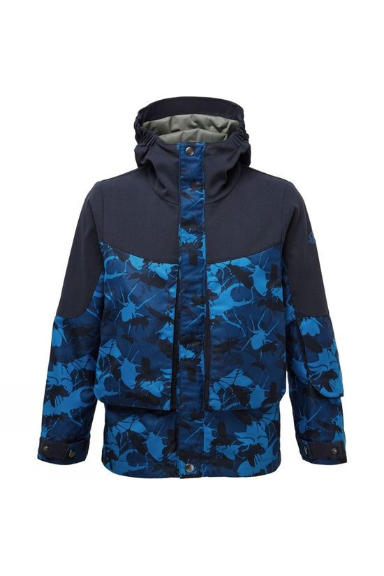 Chris Packham Boys Lucanus Jacket Grasshopper