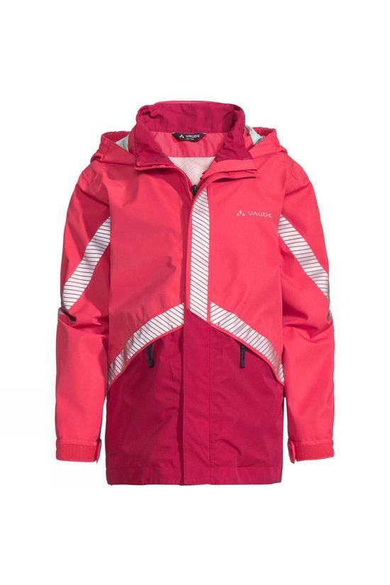 Vaude Kids Luminum Jacket II Bright Pink