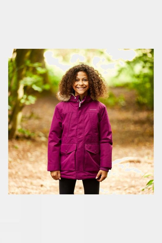 Craghoppers Marikio Jacket Blackcurrant