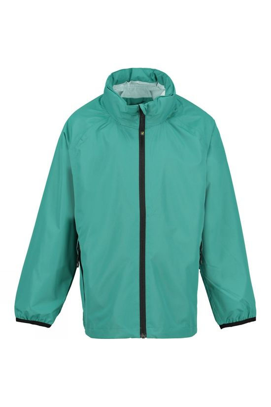 Ayacucho Lennon Packable Jacket Age 14+ Bright Green