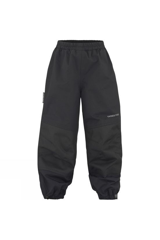 Skogstad Kids Plain Trousers Black