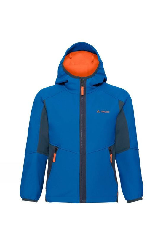 Vaude Children's Rondane Jacket III Baltic Sea