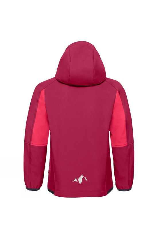 Vaude Children's Rondane Jacket III Crimson Red