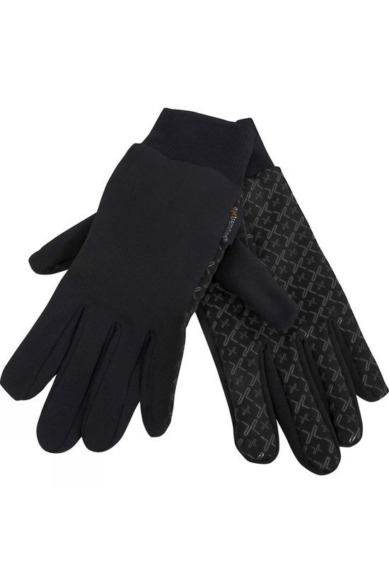 Extremities Boys Sticky Power Liner Glove Black/Black
