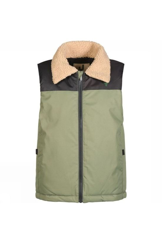 Ayacucho Kids Villiam Body Warmer Black Forest/Moonless Night