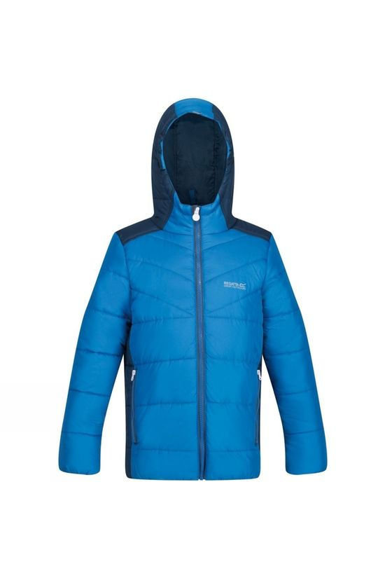 Regatta Kids Lofthouse IV Insulated Jacket Imperial Blue/Deep Space