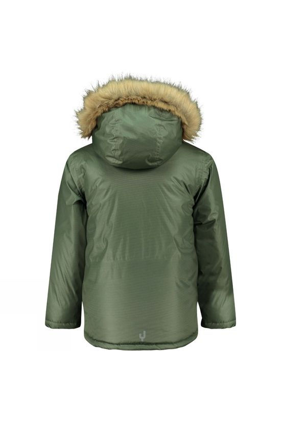 Ayacucho Vyju Junior Parka 14+ Forest