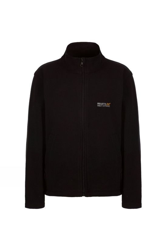 Regatta Youths King II Fleece Age 14+ Black/Black
