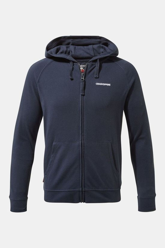 Craghoppers Kids NosiLife Ryley Hoody Blue Navy