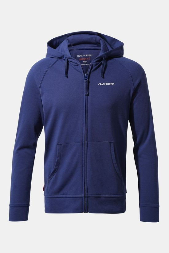 Craghoppers Kids NosiLife Ryley Hoody Lapis Blue