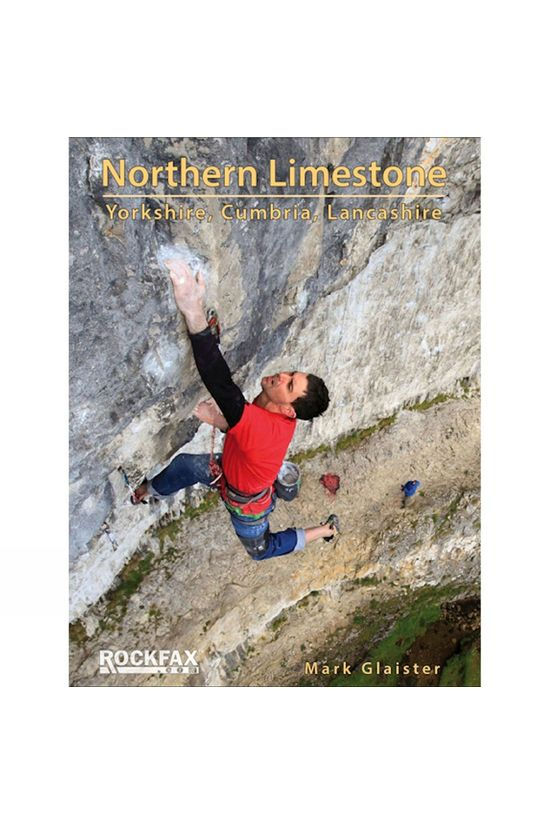 Rockfax Northern Limestone 2015 Edition