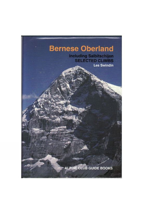 The Alpine Club Bernese Oberland No Colour