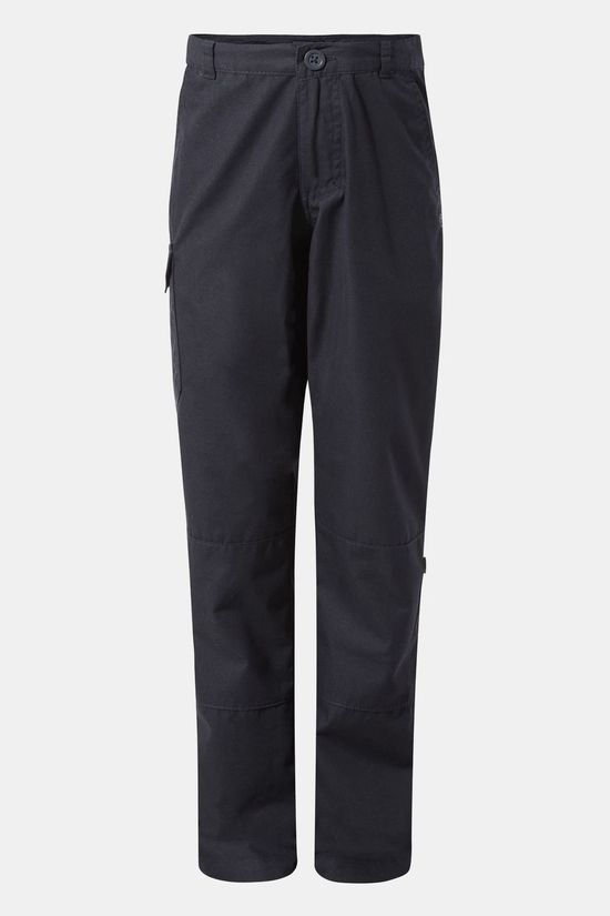Craghoppers Kids Kiwi II Trousers Dark Navy