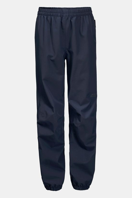 Jack Wolfskin Children's Rainy Days Trousers midnight blue