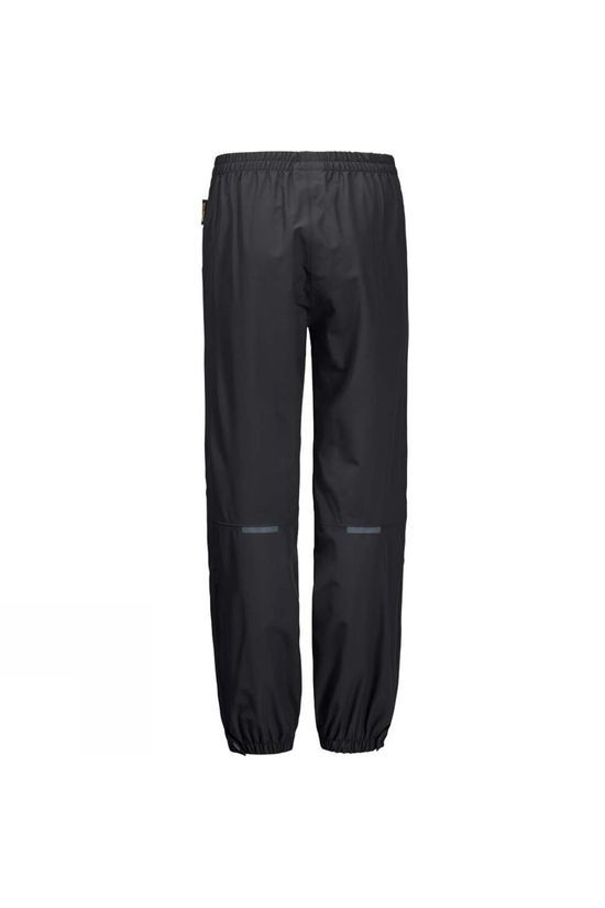 Jack Wolfskin Youth Rainy Days Trousers Black