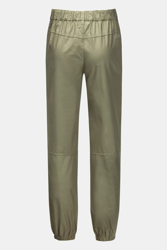 Jack Wolfskin Kids Lakeside Pants Khaki