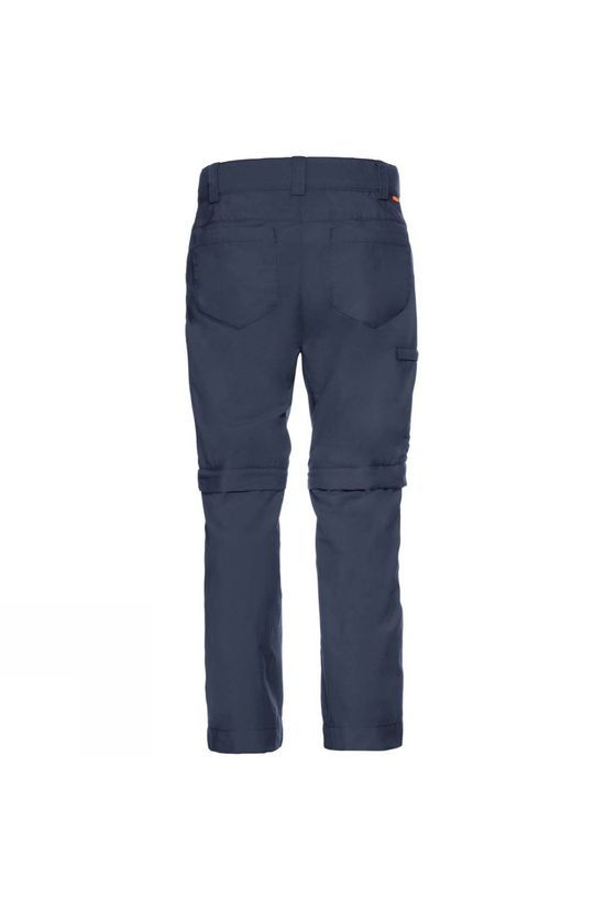Vaude Boys Detective Zip Off Pants II Eclipse