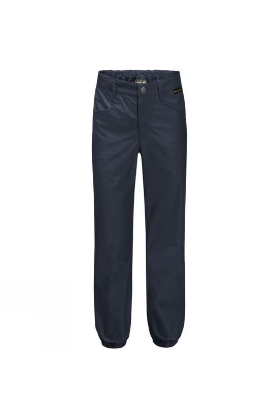 Jack Wolfskin Kids Lakeside Pants 14+ Night Blue