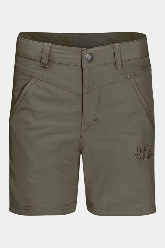 Jack Wolfskin Boys Sun Shorts Grape Leaf