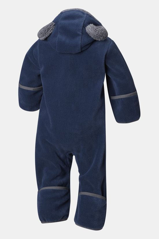 Columbia Toddlers Tiny bear II Bunting Collegiate Navy