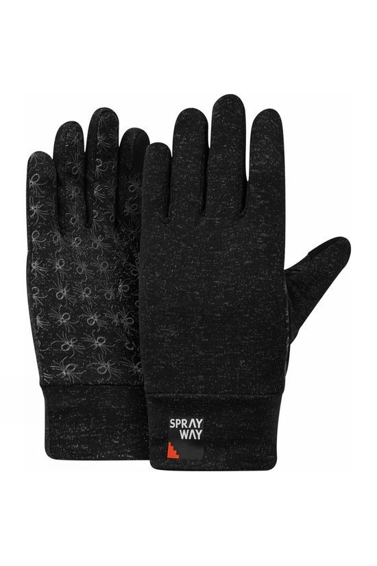 Sprayway Junior Stretch Grip Glove Black