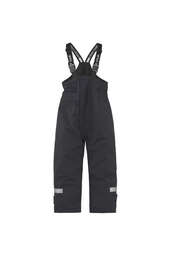 Skogstad Kids Ritz Salopettes Black