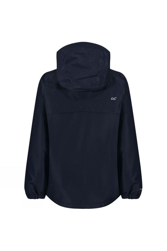 Regatta Girls Betulia Waterproof Jacket Navy
