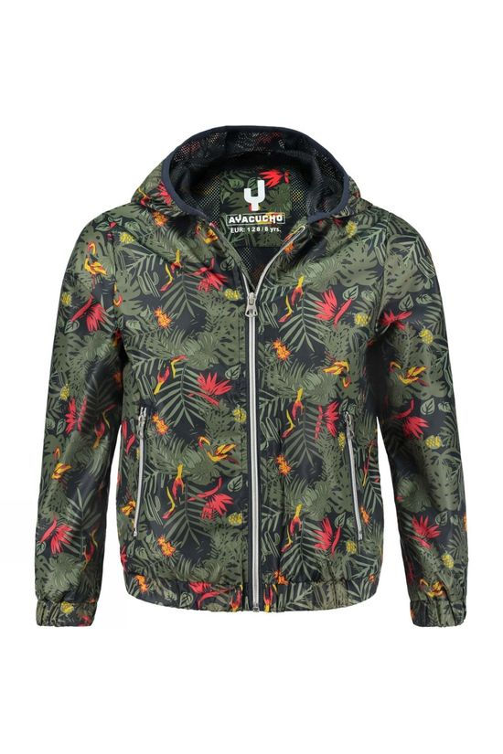 Ayacucho Leelo 18 Jacket 14+ Parisian Night 2 (Print)