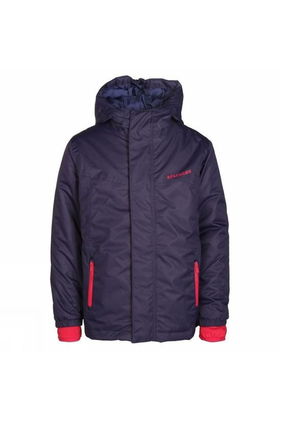 Ayacucho Zinaida 3 in 1 Junior Parka 14+ Evening Blue