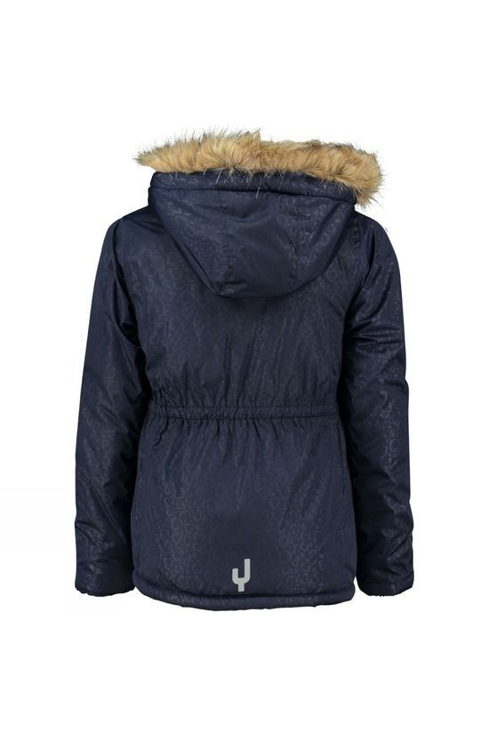 Ayacucho Girls Zaida Parka 14+ Evening Blue