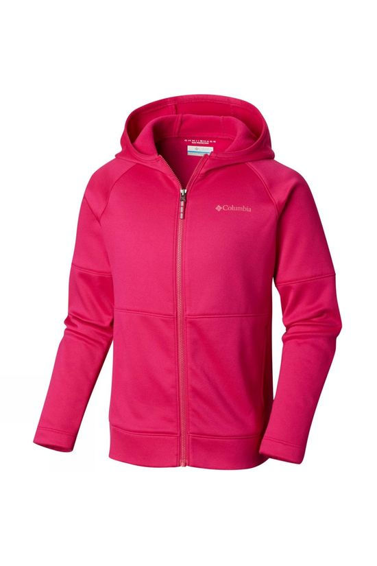 Columbia Girls Everyday Easy Fleece Haute Pink