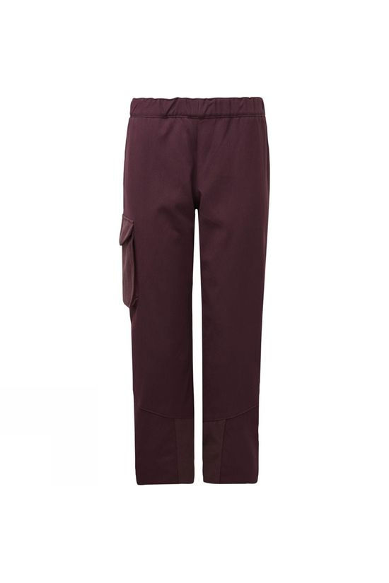 Chris Packham Girls Apatura Pants Bordeaux