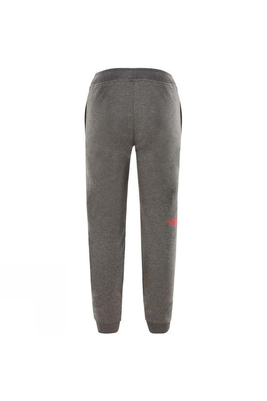 The North Face Girls Slim Fit Fleece Pants TNF Medium Grey Heather