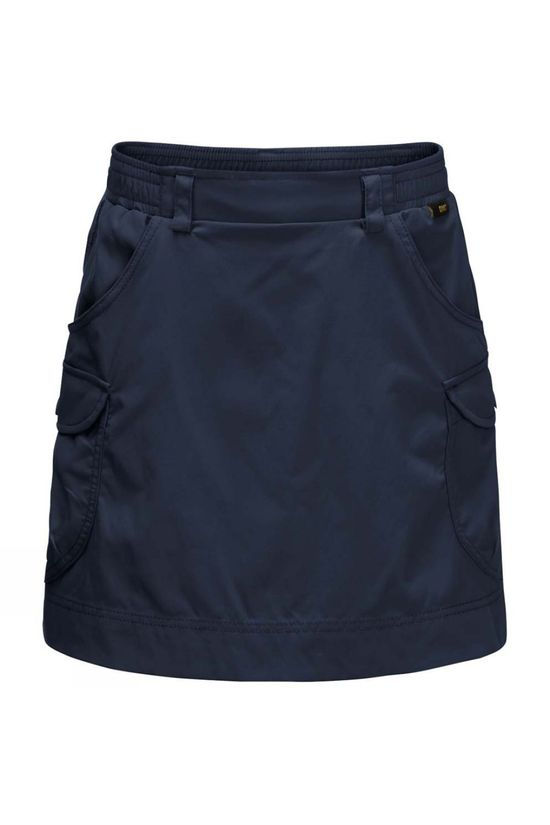 Jack Wolfskin Kids Treasure Hunter Skort 14+ midnight blue