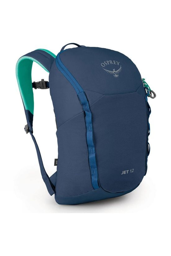 Osprey Kids Jet 12 Rucksack Wave Blue