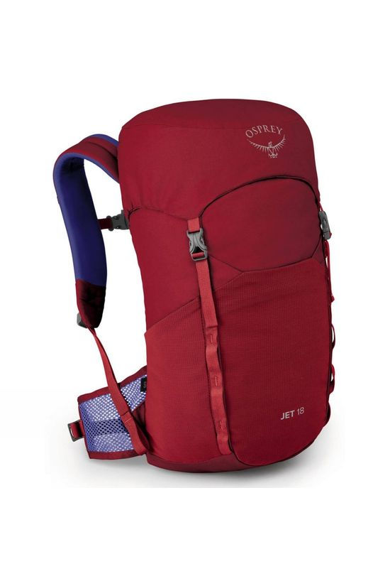 Osprey Kids Jet 18 Rucksack Cosmic Red