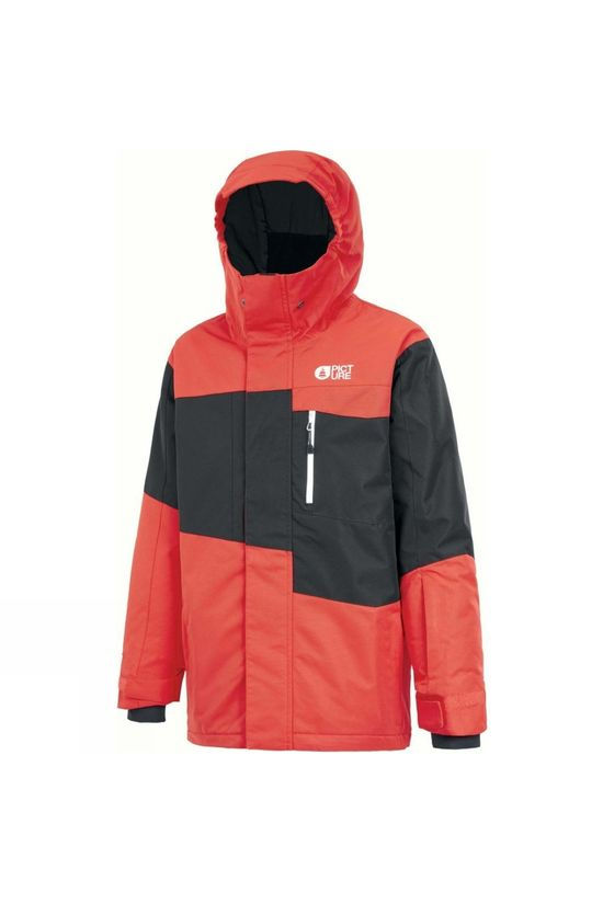 Picture Boys Milo Jacket 14+ Red/Black