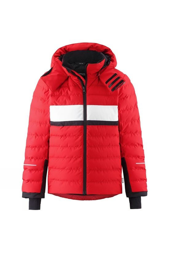 Reima Boys Alkhornet Jacket 14+ Tomato Red