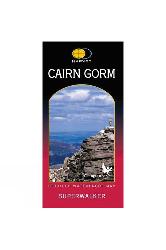 Harvey Maps Cairngorm Map 1:25K No Colour