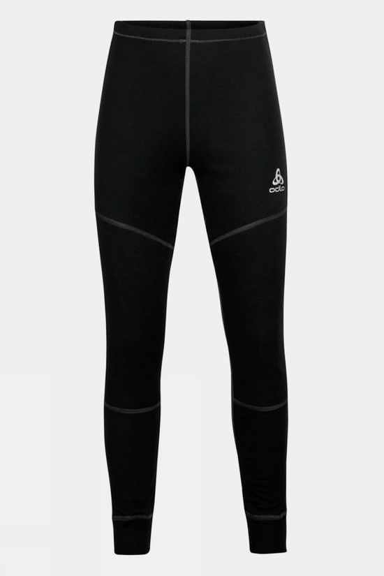 Odlo Kids Active X-Warm Eco Baselayer Bottoms Black