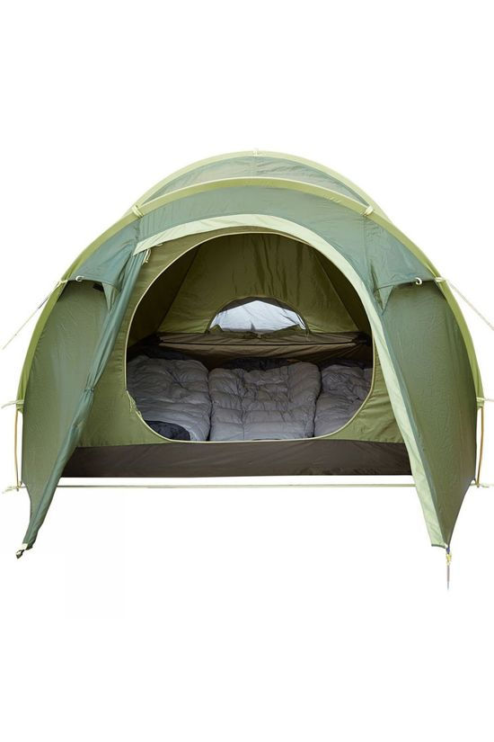 The North Face Heyerdahl 3 Tent New Taupe Green / Scallion Green