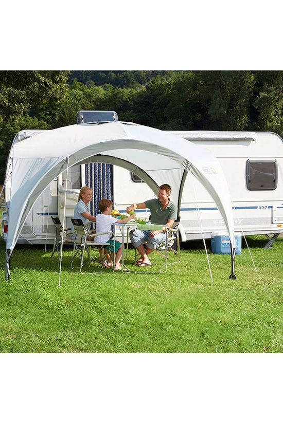 Coleman Event Shelter 10 x 10ft Grey