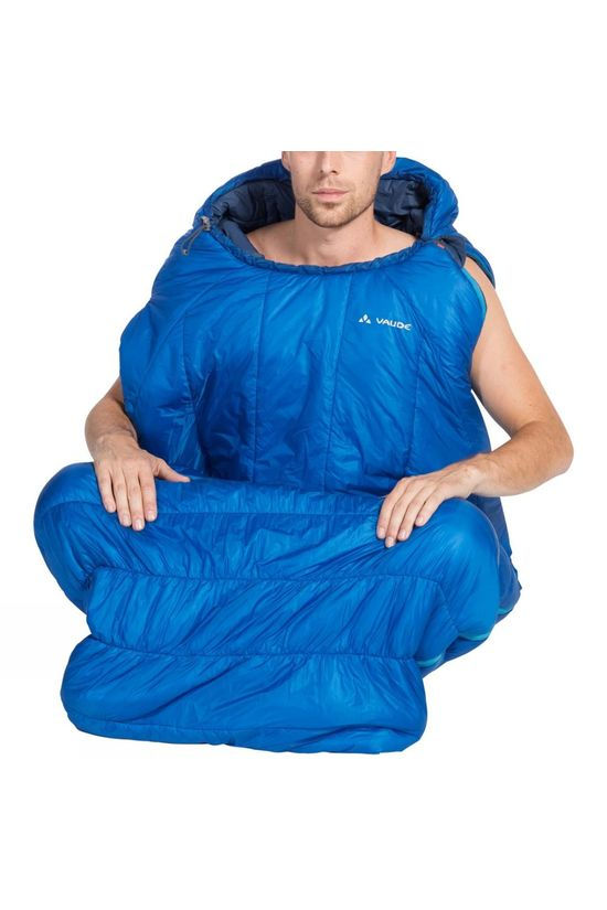 Vaude Säntis 450 SYN Sleeping Bag Blue