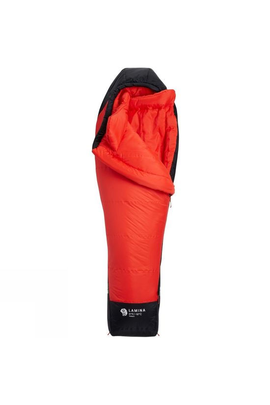 Mountain Hardwear Womens Lamina Sleeping Bag -18C Poppy Red
