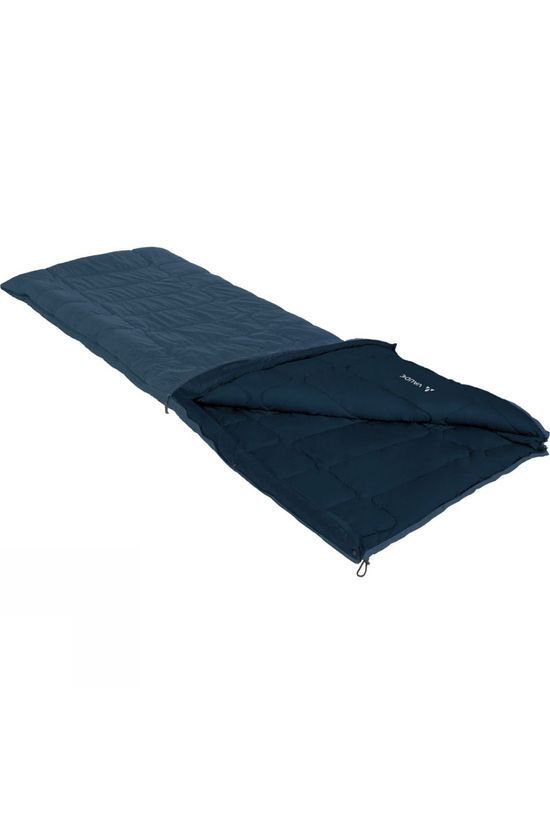 Vaude Navajo 900 Sleeping Bag Baltic Sea